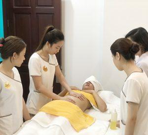 đào tạo học spa uy tín