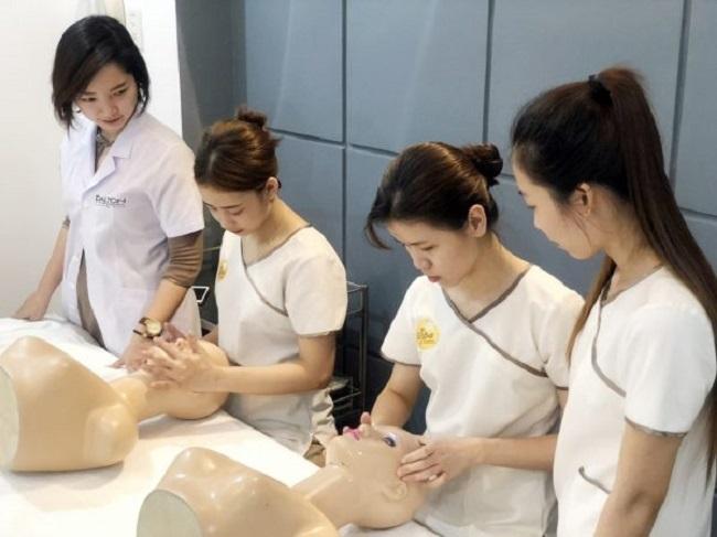 trung tâm dạy nghề spa tại tphcm