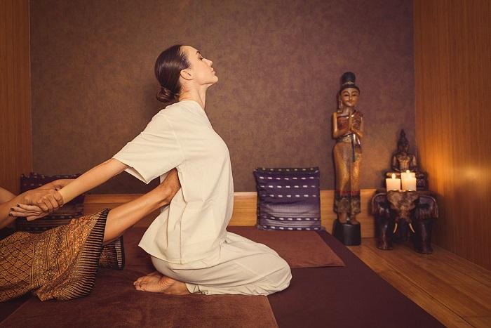 Massage body trị liệu đến từ Thái Lan
