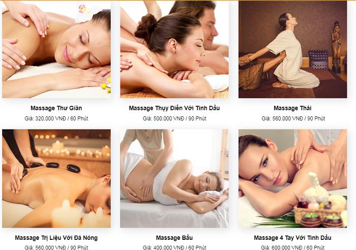 massage body trị liệu ở quận 3 HCM có an toàn?