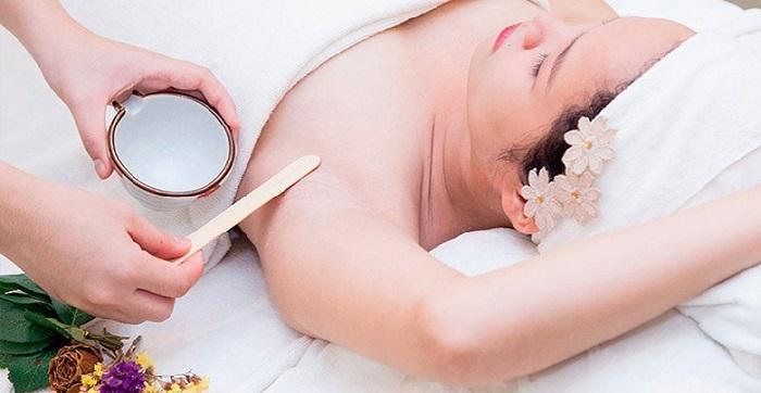Nhổ lông nách thế nào không đau, không viêm lỗ chân lông?