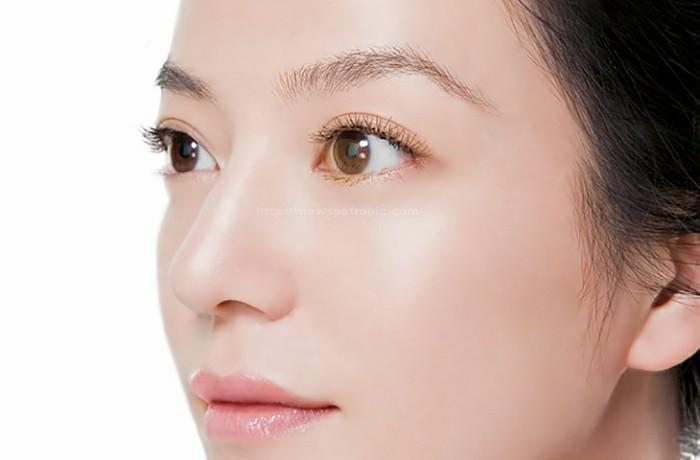 cách chữa nếp nhăn ở mắt