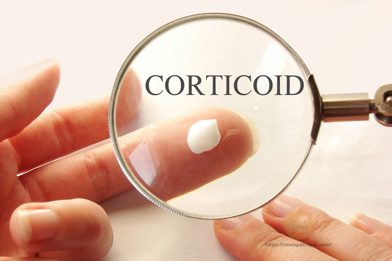 Corticoid là nhóm dược chất có tính kháng viêm mạnh với da
