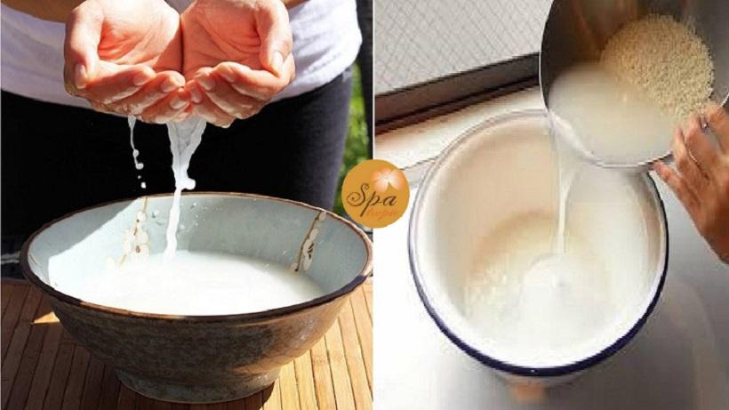 cách trị mụn bằng nước vo gạo mang lại hiệu quả đến bất ngờ