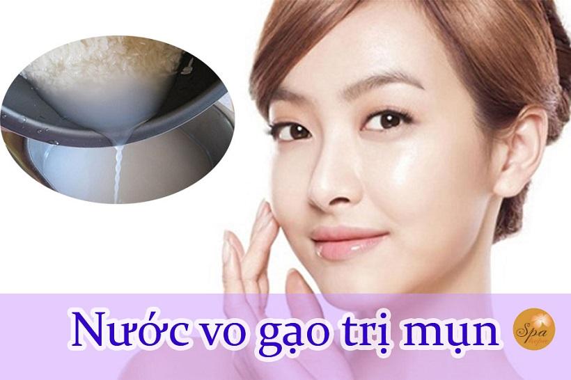7 cách trị mụn bằng nước vo gạo hiệu quả !