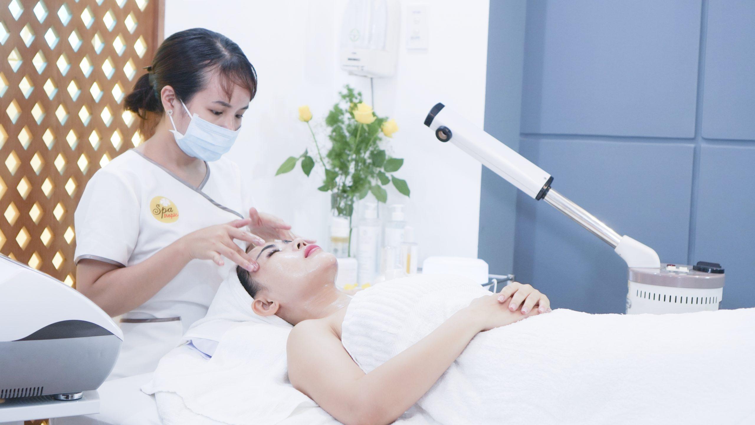 địa chỉ điều trị mụn uy tín và hiệu quả ở TpHCM