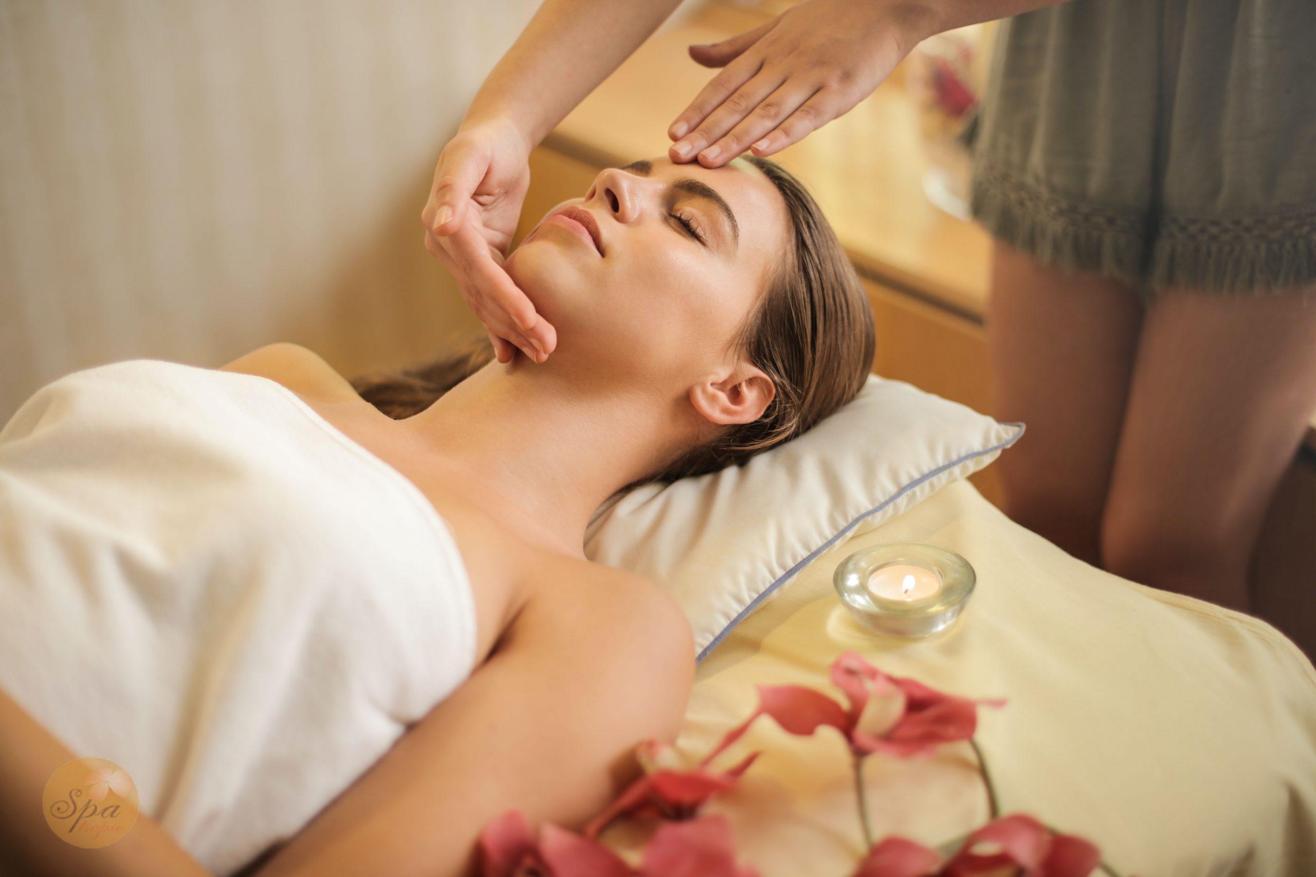Dịch vụ massage đầu tại địa chỉ Spa uy tín